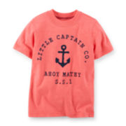 Carter's® Anchor Tee - Baby Boys 6m-24m