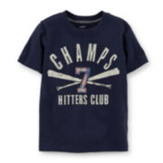 Carter's® Champs Baseball Tee - Baby Boys 6m-24m