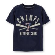 Carter's® Champs Baseball Tee – Baby Boys 6m-24m
