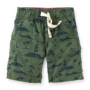 Carter's® Island Shorts − Baby Boys 6m-24m