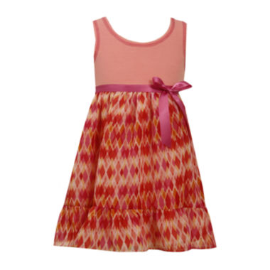 jcpenney.com | Bonnie Jean® Babydoll Dress - Preschool Girls 4-6x