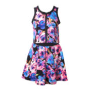 Pinky Top and Skirt Set - Girls 7-16