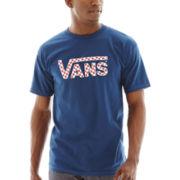 Vans® Classic Drop Vee Graphic Tee