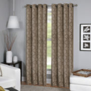 Parma Grommet-Top Curtain Panel