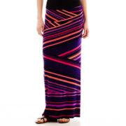 a.n.a® Foldover Maxi Skirt - Petite