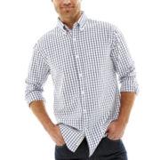 St. John's Bay® Long-Sleeve Legacy Poplin Shirt