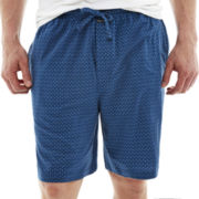 Van Heusen® Knit Pajama Shorts