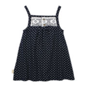 Burt's Bees Baby™ Star Print Dress - Baby Girls 3m-24m
