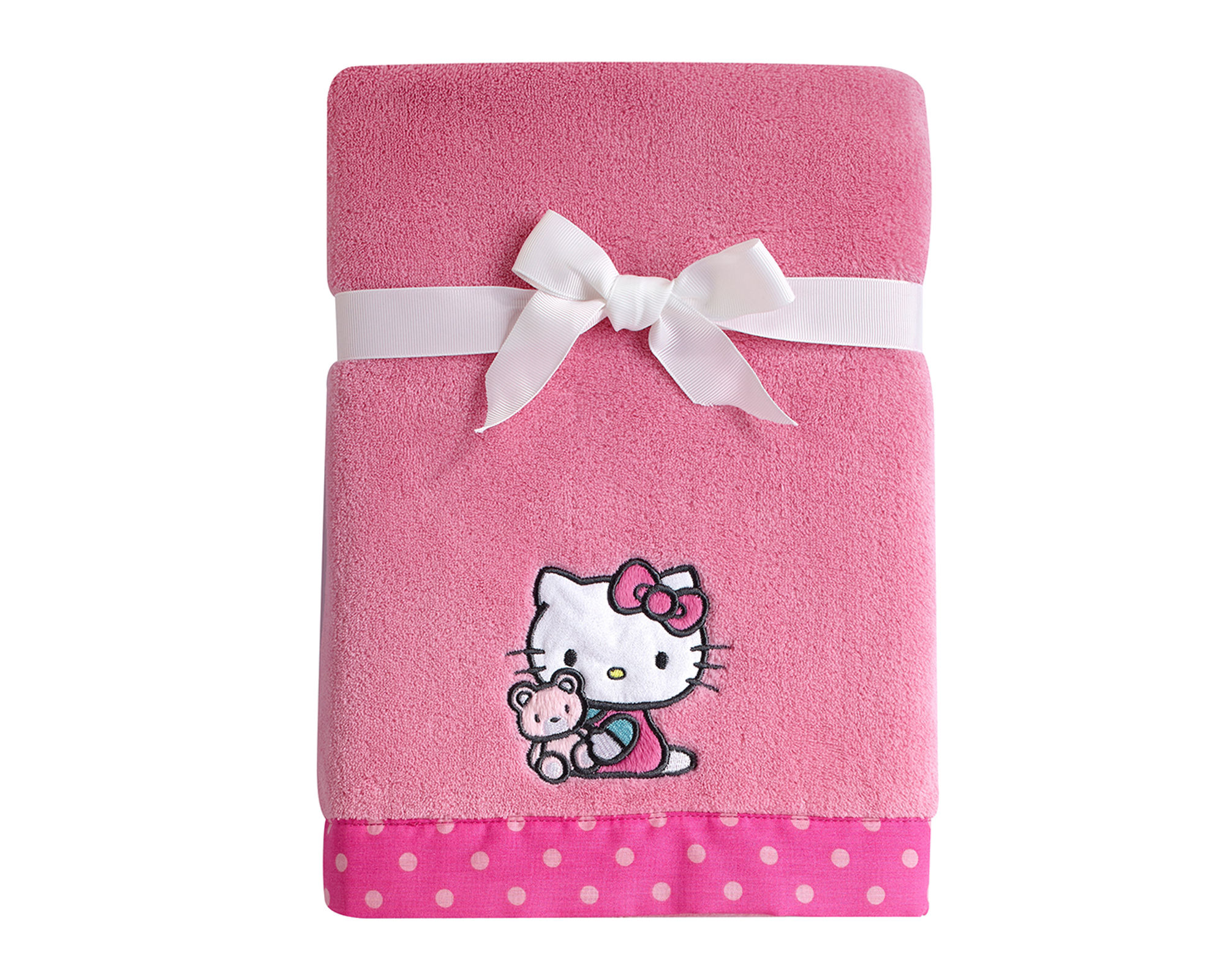 NoJo Sanrio - Hello Kitty Fleece Blanket Comforters