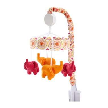 jcpenney.com | Happy Chic Baby by Jonathan Adler Party Elephant Mobile