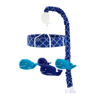 jcpenney.com | Happy Chic Baby by Jonathan Adler Party Whale Mobile