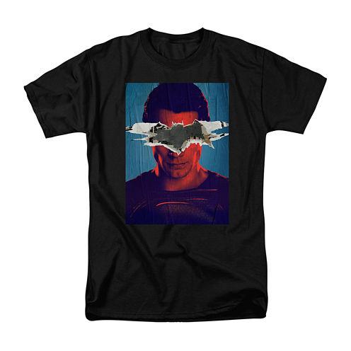 Superman Short-Sleeve Graphic Tee