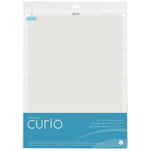 "Silhouette® 12"" Curio Emboss Mat"