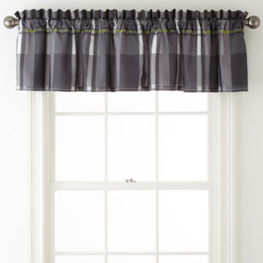 jcpenney.com | Home Expressions™ Harley Rod-Pocket Valance