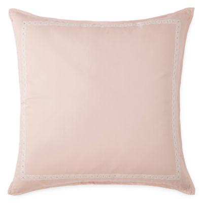 Eva Longoria Home Bethany Euro Pillow