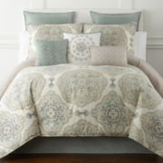 Eva Longoria Home Briella 4-pc. Comforter Set