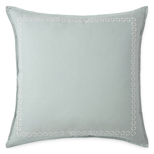 Eva Longoria Home Briella Euro Pillow