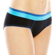 Flirtitude® Cotton-Blend Boykini Panties