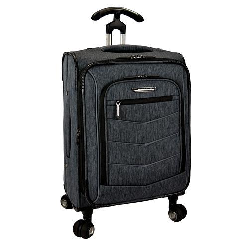 Travelers Choice Silverwood 21 Inch Luggage