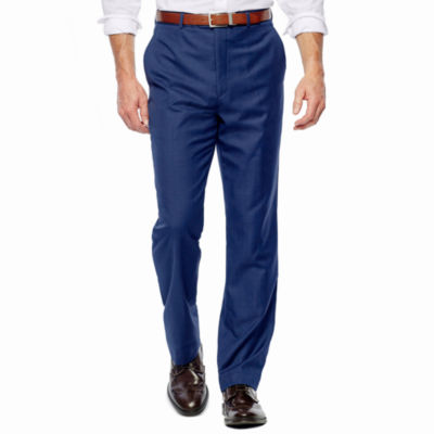 Stafford Stretch Classic Fit Suit Pants