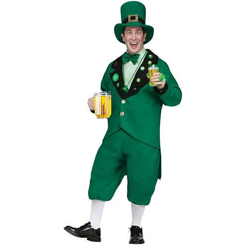 Pub Crawl Leprechaun Adult Costume - Standard One-Size