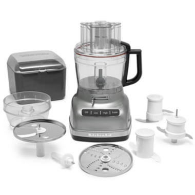 jcpenney.com | KitchenAid® 11-Cup Food Processor with ExactSlice™ System KFP1133