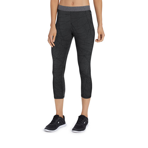Champion Jersey Workout Capris