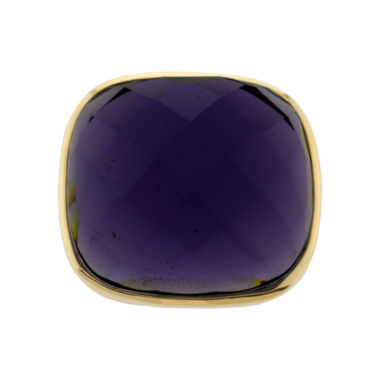 jcpenney.com | ATHRA Purple Glass Stone Ring