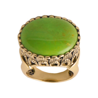 jcpenney.com | Art Smith by BARSE Green Turquoise Statement Ring