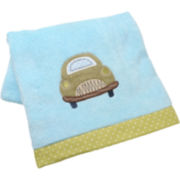 Sumersault Classic Cars Baby Blanket
