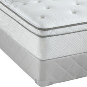Sealy® Posturepedic® Noranda Cushion-Firm Euro-Top Mattress