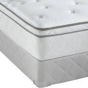 Sealy® Posturepedic® Noranda Plush Euro-Top Mattress and Box Spring