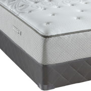 Sealy® Posturepedic® West Plains Cushion-Firm Tight-Top - Mattress + Box Spring