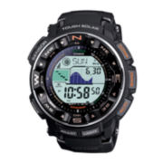 Casio® Pro Trek Mens Triple Sensor Multifunction Hiking Watch