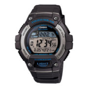 Casio® Solar Runner Womens Large Case Watch
