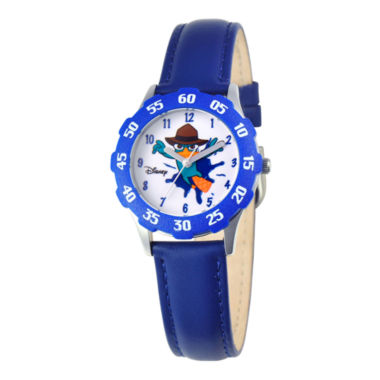 jcpenney.com | Disney Kids Time Teacher Agent Perry the Platypus Watch