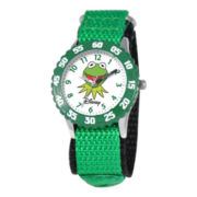 Disney Kids Kermit the Frog Easy-Read Watch