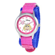 Disney Kids Time Teacher Miss Piggy Watch