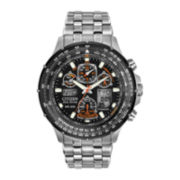 Citizen® Eco-Drive® Mens Skyhawk Titanium Watch JY0010-50E