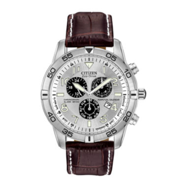 jcpenney.com | Citizen® Eco-Drive® Mens Chronograph Watch BL5470-06A