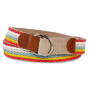 Relic® Striped Reversible Belt