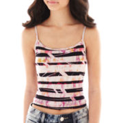Decree® Cropped Cami