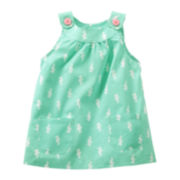 Carter's® Seahorse Sleeveless Top - Girls 6m-24m