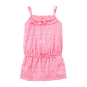 Carter's® Geo Print Tunic Tank Top - Girls 2t-4t