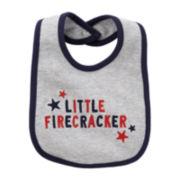 Carter's® Little Firecracker Bib