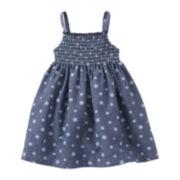 Carter's® Star-Print Sundress - Girls newborn-12m