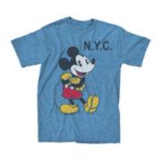 NYC Mickey Mouse Tee