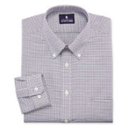 Stafford® Blended Oxford Dress Shirt–Big & Tall