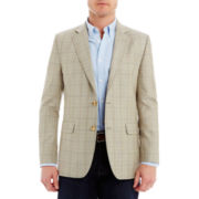 Stafford® Plaid Sport Coat