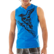 Chalc Muscle Tank Top